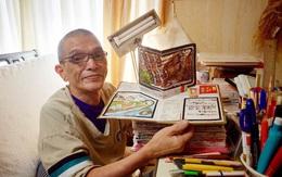 Đầu bếp người Nhật 32 năm lưu lại ấn tượng về món ăn bằng tranh minh họa