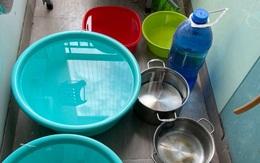 Đơn vị cấp nước nói gì về việc Hateco Xuân Phương liên tục mất nước?