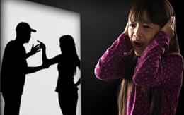 Trẻ em dễ gặp rủi ro hơn trong cuộc sống khi phải chứng kiến mẹ bị bạo lực