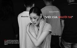 """Hoa hậu Khánh Vân kêu gọi nạn nhân quấy rối tình dục """"Hãy lên tiếng"""""""