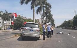 Cô bé 15 tuổi bị xe của Tỉnh ủy Nghệ An tông văng ra đường đang chờ kết quả kiểm tra não