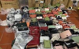 Thu giữ hàng chục mặt hàng lậu, hàng giả bán công khai trên Facebook