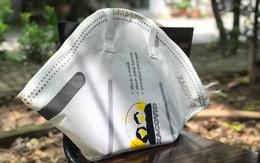 Lấy cảm hứng từ chiếc khẩu trang thiết kế túi xách, lan tỏa thông điệp chống dịch
