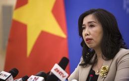 Việt Nam kiên quyết phản đối Trung Quốc đưa chiến đấu cơ ra Trường Sa