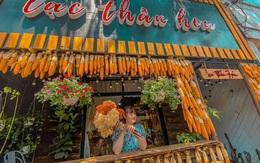 Mang Đà Lạt mộng mơ về phương Nam cho chị em check-in thưởng trà