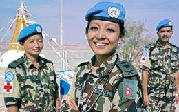 Thúc đẩy vai trò phụ nữ trong gìn giữ hòa bình