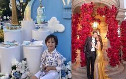 Ở cung điện 800 tỷ, người phụ nữ Việt vẫn tự tay chăm sóc, dạy dỗ con