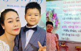Cô giáo bị dân tình chỉ trích vì lời chúc sinh nhật dành cho con trai Nhật Kim Anh
