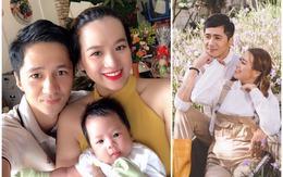 Siêu mẫu Anh Tuấn U40 chăm vợ đẻ con thơ xuyên đêm, bán trái cây kiếm tiền