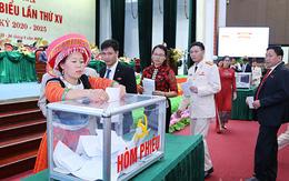 Tỉ lệ nữ cấp ủy của tỉnh Sơn La nhiệm kỳ 2020-2025 đạt 20,7%