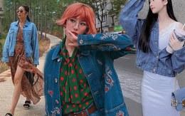 Những kiểu áo khoác cá tính rất hợp diện vào mùa thu