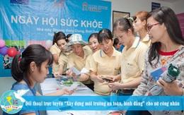 Đón xem Đối thoại trực tuyến: Xây dựng môi trường an toàn, bình đẳng cho nữ công nhân