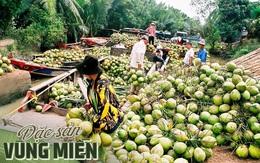 Chỉ từ 2.000 đồng, bạn đã thưởng thức được loạt đặc sản nức tiếng xứ dừa Bến Tre