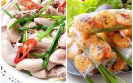 5 món dễ ăn, thanh mát để dành cho ngày ấm lên