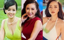 """3 bà vợ nóng bỏng của Bá Kiến trong phim Cậu Vàng: Nhan sắc """"không tuổi"""", đời tư đều viên mãn"""