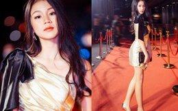 Con gái Lưu Thiên Hương: 16 tuổi đã mang giày cao gót, gợi cảm có khí chất như Hoa hậu