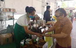 Phiên chợ Tết khởi nghiệp từ tài nguyên bản địa