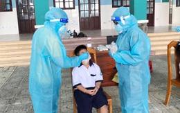 TPHCM: Gần 250 học sinh xã đảo Thạnh An đến trường học trực tiếp từ ngày 20/10