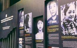 """""""Sắt - Son"""" tôn vinh phụ nữ Việt Nam tại Di tích Nhà tù Hỏa Lò"""