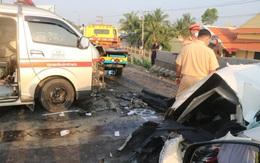 Mùng 3 Tết Tân Sửu, tai nạn giao thông giảm cả về 3 tiêu chí