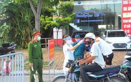 Nữ cán bộ y tế trực chốt kiểm soát Covid-19 tử vong trên đường về nhà