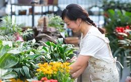 Hoa dại, hoa quê đắt hàng trên phố