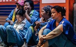 Cách nào bảo vệ an toàn lao động cho nữ công nhân vệ sinh môi trường?