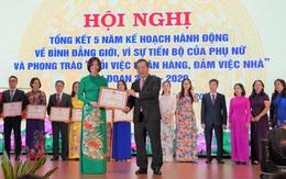 Bình đẳng giới đã đóng góp nguồn nhân lực chất lượng cao cho Vietcombank