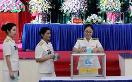 Hội Phụ nữ Lữ đoàn Công binh 131 tổ chức thành công đại hội