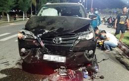 Nữ tài xế điều khiển ô tô va chạm với xe máy khiến 2 mẹ con tử vong