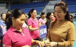 Bắc Giang: 130 vận động viên tham gia giải Cầu lông truyền thống phụ nữ
