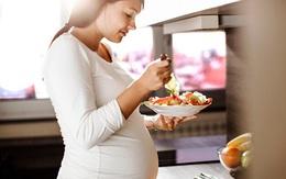 Bà bầu có 3 dấu hiệu này chứng tỏ thai đang phát triển rất nhanh