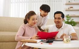 """4 bài học dạy con tài chính và nguyên tắc """"giảm kỳ vọng, tăng kỳ công"""""""