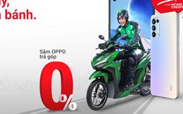 Tài xế xe công nghệ được hỗ trợ mua điện thoại thông minh, trả góp 0%