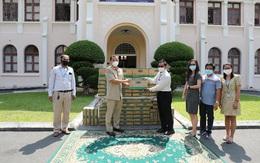 Công ty con của Vinamilk tại Campuchia tặng 48.000 sản phẩm sữa cho người dân cách ly vì Covid-19