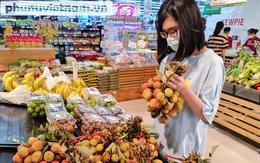 """Hỗ trợ nông sản Việt vượt bão Covid-19 (Bài 1): """"Phủ sóng"""" trong siêu thị"""