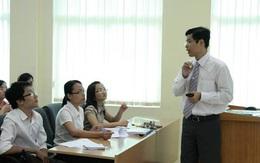 Lấy ý kiến về xét thăng hạng giảng viên cao đẳng sư phạm và đại học công lập