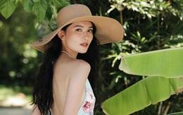Mùa dịch không đi làm, Á hậu làm thợ may tái chế bikini đỉnh cao