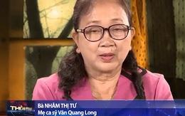 Mẹ ruột Vân Quang Long lên Thời sự VTV chia sẻ nỗi đau khi bị xúc phạm