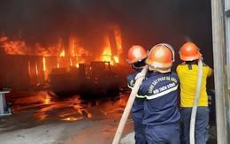 Cháy lớn thiêu rụi phòng trà, 1 thai phụ và 5 người thiệt mạng