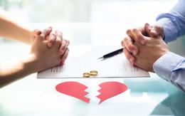 Cuộc ly hôn không có mâu thuẫn, cãi vã