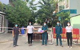 Hội LHPN TP Đà Nẵng thăm, động viên các lực lượng làm nhiệm vụ tại chốt kiểm soát phòng, chống dịch Covid-19