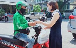 Giãn cách xã hội tại Hà Nội thì shipper có được hoạt động?
