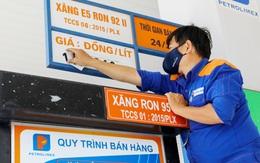 Giá xăng, dầu đồng loạt giảm sau 3 kỳ tăng liên tiếp