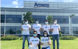 Amway Việt Nam ủng hộ các sản phẩm đến tuyến đầu chống dịch tại khu vực phía Nam