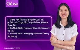 """CEO Mẹ Việt - Phạm Thuần: """"Khát khao xây dựng doanh nghiệp đồng hành cùng gia đình Việt"""""""