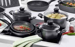 Lựa chọn thiết bị nhà bếp có chất liệu an toàn cho sức khỏe