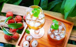 Nữ doanh nhân làm trà kombucha vải thiều tôn vinh nông sản Việt