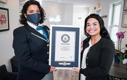 Người phụ nữ lập Kỷ lục Guinness Thế giới với khuôn miệng rộng 10cm