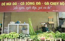 Xoay xở mùa dịch: Chủ quán phở, shop thời trang đi bán rau